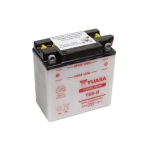 Batterie scooter YUASA   YB9-B / 12v  9ah