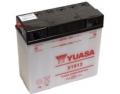 Batterie moto YUASA   51913 / 12v  19ah