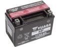 Batterie moto YUASA  Y YTX9-BS / 12v  8ah