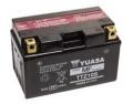 Batterie moto YUASA   TTZ10S-BS / 12v  8.6ah