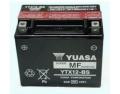 Batterie moto YUASA   YTX12-BS / 12v  10ah