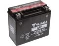 Batterie moto YUASA   YTX20L-BS / 12v  18ah