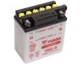 Batterie quad YUASA YB3L-B / 12v  3ah