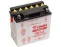 Batterie quad YUASA   YB7-A / 12v  8ah