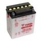 Batterie quad YUASA  YB14-A2 / 12v  14ah