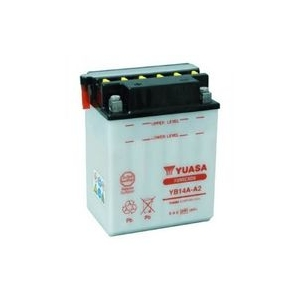 Batterie quad YUASA  YB14A-A2 / 12v  14ah