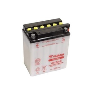 Batterie scooter YUASA   YB12A-B / 12v  12ah