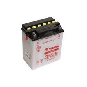 Batterie quad YUASA   YB14L-A2 / 12v 14ah