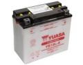 Batterie quad YUASA   YB18L-A / 12v  18ah