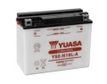Batterie quad YUASA  Y50-N18L-A / 12v  20ah