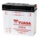 Batterie quad YUASA   51814 / 12v  18ah