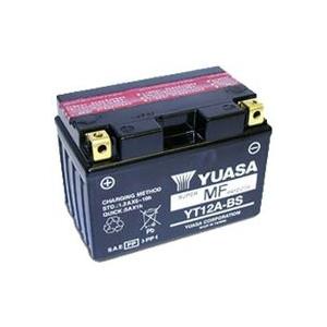 Batterie quad YUASA   YT12A-BS / 12v  11ah