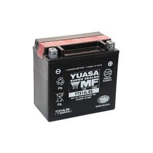 Batterie quad YUASA   YTX14L-BS / 12v  12ah