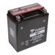Batterie quad YUASA   YTX 16-BS / 12v  14ah