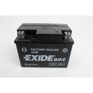 Batterie scooter EXIDE GEL12-4 / 12v 3ah