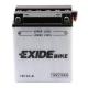 Batterie scooter EXIDE YB12A-B / 12v 12ah