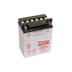 Batterie scooter YUASA YB14-B2 / 12v  14ah