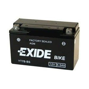 Batterie scooter EXIDE YT7B-BS / 12v 6.5ah