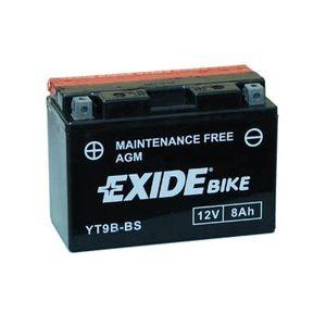 Batterie scooter EXIDE YT9B-BS / 12v 8ah