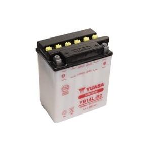 Batterie scooter YUASA YB14L-B2 / 12v  14ah