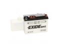 Batterie moto EXIDE 6N12A-2D / 6v 12ah
