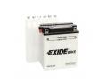 Batterie moto EXIDE YB12A-A / 12v 12ah
