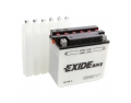 Batterie moto EXIDE YB16B-A / 12v 16ah