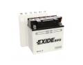 Batterie moto EXIDE YB16CL-B / 12v 19ah