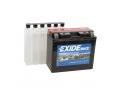 Batterie moto EXIDE YT12B-BS / 12v 10ah
