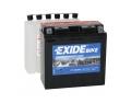 Batterie moto EXIDE YT14B-BS / 12v 12ah