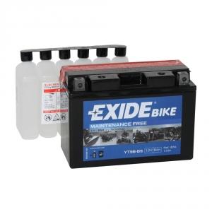 Batterie moto EXIDE YT9B-BS / 12v 8ah