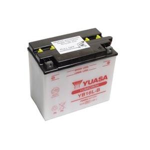 Batterie scooter YUASA  YB16L-B / 12v  19ah