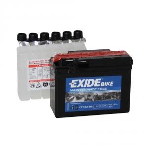 Batterie moto EXIDE YTR4A-BS / 12v 2.3ah