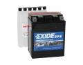 Batterie moto EXIDE YTX14AH-BS / 12v 12ah