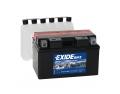 Batterie moto EXIDE YTZ10-BS / 12v 8.6ah