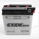 Batterie quad EXIDE 6N11A-1B / 6v 11ah
