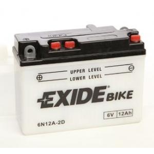 Batterie quad EXIDE 6N12A-2D / 6v 12ah