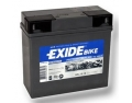 Batterie quad EXIDE GEL12-19 / 12v 19ah