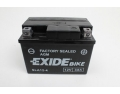 Batterie quad EXIDE GEL12-4 / 12v 3ah
