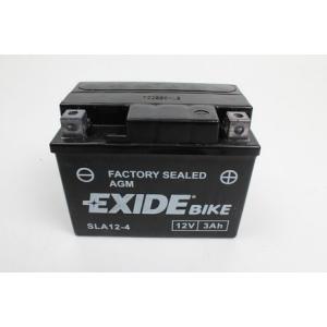 Batterie quad EXIDE GEL12-4 / 12v 3ah