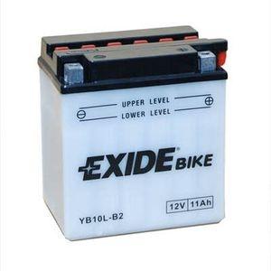 Batterie quad EXIDE YB10L-B2 / 12v 11ah