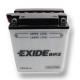 Batterie quad EXIDE YB12A-A / 12v 12ah