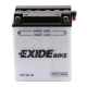 Batterie quad EXIDE YB12A-B / 12v 12ah