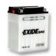 Batterie quad EXIDE YB14L-A2 / 12v 14ah