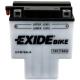 Batterie quad EXIDE YB16A-A / 12v 16ah