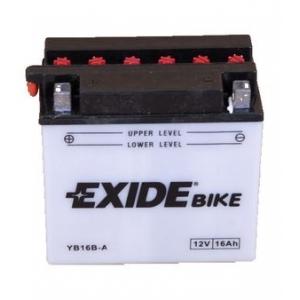 Batterie quad EXIDE YB16B-A / 12v 16ah