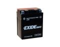 Batterie quad EXIDE YTX14AH-BS / 12v 12ah