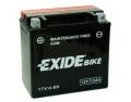 Batterie quad EXIDE YTX14-BS / 12v 12ah