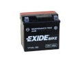 Batterie quad EXIDE YTX5L-BS / 12v 4ah