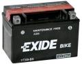 Batterie quad EXIDE YTX9-BS / 12v 8ah